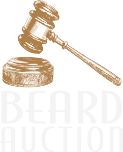 Beard Auction Logo